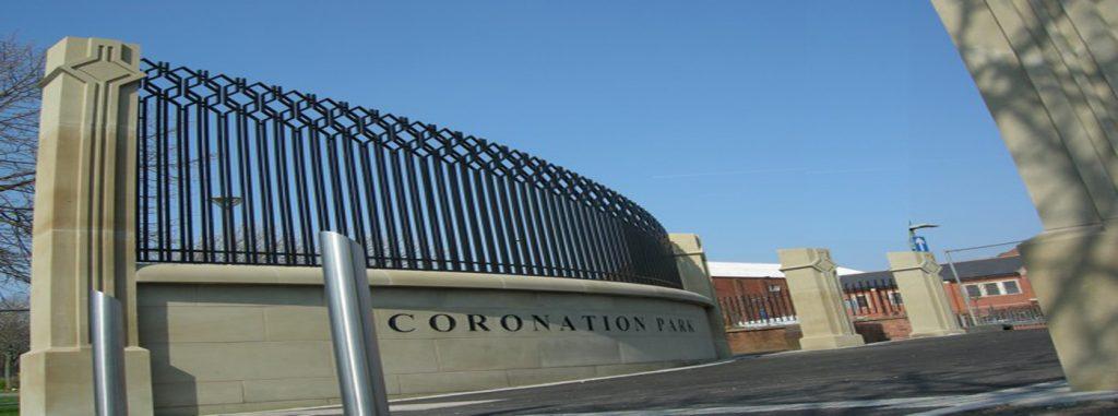 Coronation Park Gateway